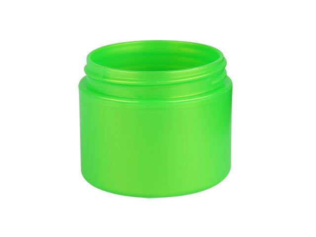 2 oz. Green Pearl Plastic Double Wall 58-400 PP Jar 40% OFF