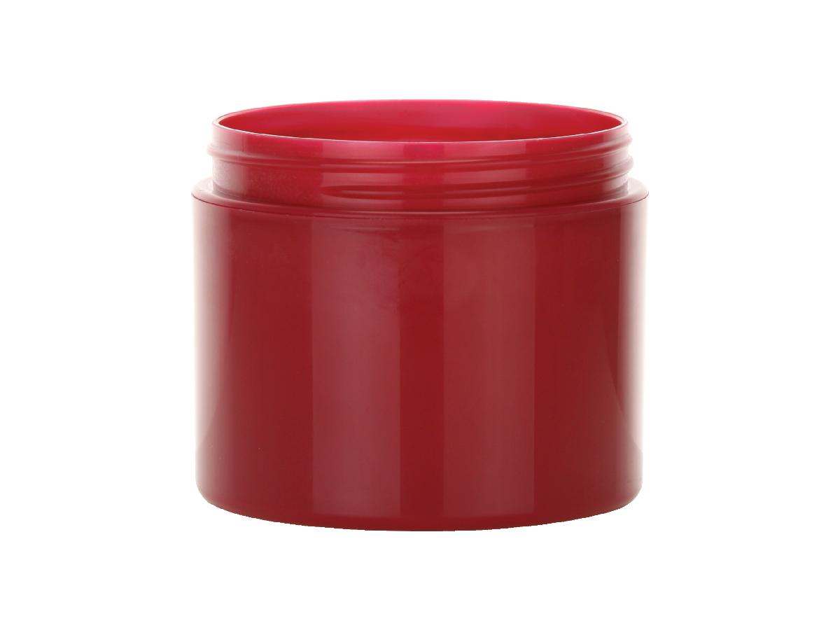 4 oz. cranberry jar set