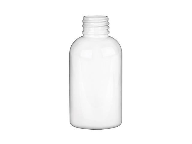 2 oz white boston round bottle with nasal sprayer