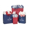 5.5 in. x 3.25 in. x 8 in. Small (Rose) Paper Gift Bag in 9 Colors 100% Recycled Mix & Match for VOLUME DISCOUNTS