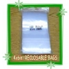 100 pk.  4x6 in. Reclosable (zip lock) Poly Bags  VOLUME DISCOUNTS