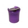 24-415 Purple (Flared) Dispensing  Bottle Cap