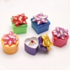 12 Bright & Bold Colored Paper Hat Boxes w/ 12 Lids   VOLUME DISCOUNTS!