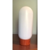 6 oz. White Tottle HDPE 22-400 Plastic Bottle with  Dispensing Cap 35% OFF