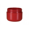 1 oz. Red Iridescent Other Plastic Double Wall 53-400 Jar with Red Jar Cap (40% OFF)
